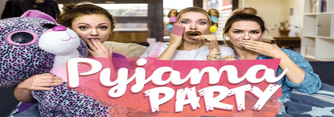 Conseils pour l'organisation d'une pyjama party réussie