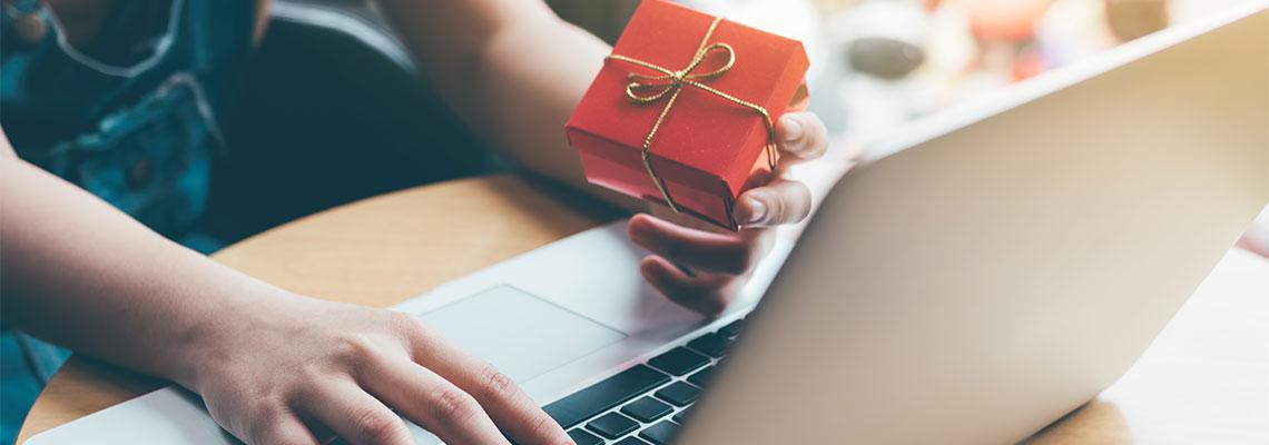 le cadeau parfait sur internet