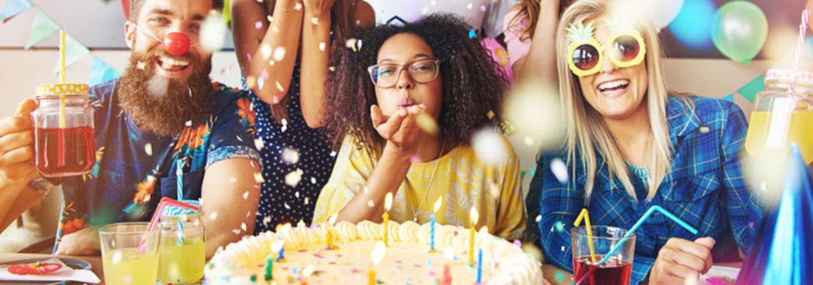 Simplifier et réussir un anniversaire