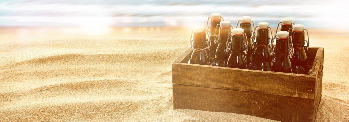 une box bière