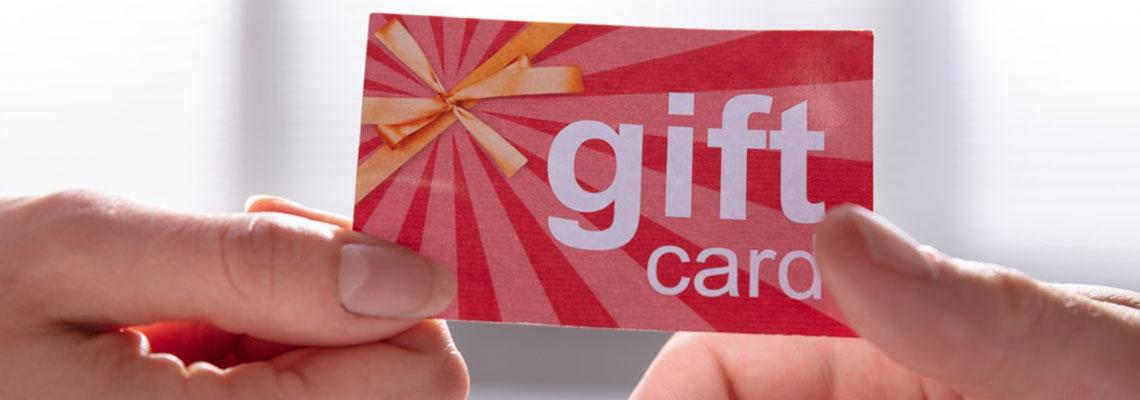 Utiliser le bon cadeau Carrefour